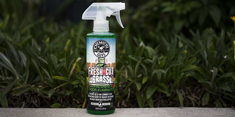 Fresh Cut Grass Chemical Guys